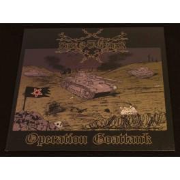 Zerstörer / Vae Victis (DE) - Operation Goattank / Evilution Split-LP
