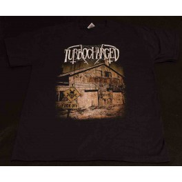 Turbocharged - Area 666 T-Shirt