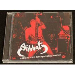 Sabbat (JP) - Sabbatical Malaysiaaarrghh!!!