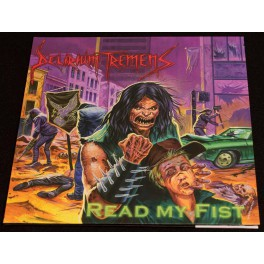 Delirium Tremens (DE) - Read My Fist