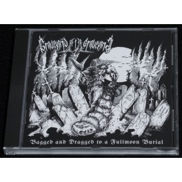 Graveyard After Graveyard (SE) - Bagged And Dragged To A Fullmoon Burial CD
