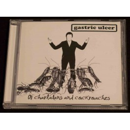 Gastric Ulcer (AT) - Of Charlatans And Cockroaches