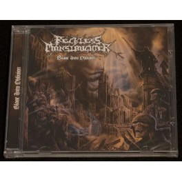 Reckless Manslaughter (DE) - Blast Into Oblivion CD