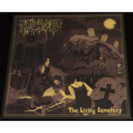 Graveyard Ghoul (DE) - The Living Cemetery LP
