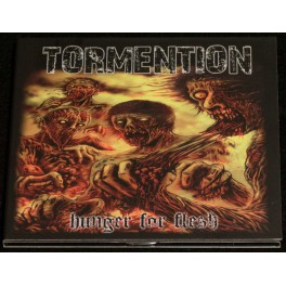Tormention (SE) - Hunger For Flesh DIGIPAK
