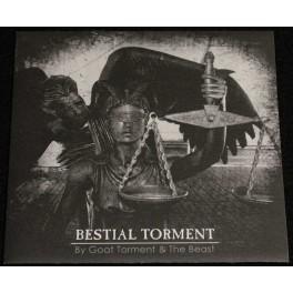 "Goat Torment / The Beast (BE) - Bestial Torment 7"""