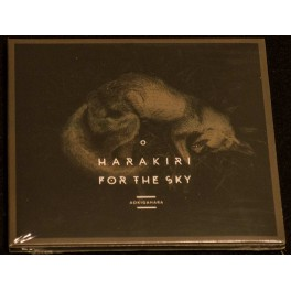 Harakiri For The Sky (AT) - Aokigahara DIGIPAK