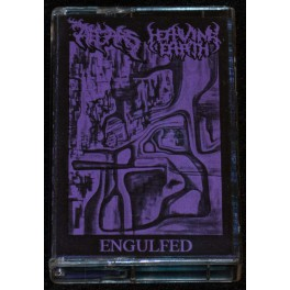 Altars / Heaving Earth (AU/CZ) - Engulfed Split-MC