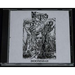 Herpes (FR) - Doomsday CD-R