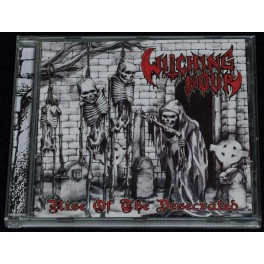 Witching Hour (DE) - Rise Of The Desecrated CD