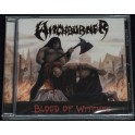 Witchburner (DE) - Blood Of Witches CD