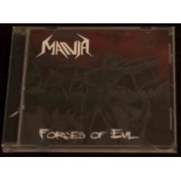 Mania (DE) - Forces Of Evil