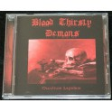 Blood Thirsty Demons (IT) - Occultum Lapidem CD