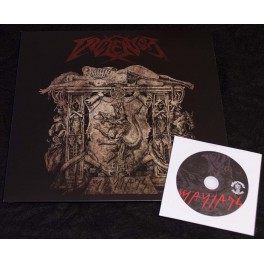 Violentor (IT) - Maniacs LP
