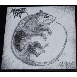 "Radioactive Vomit (CA) - Ratsflesh 7"""