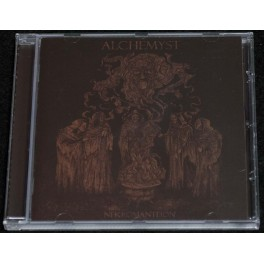 Alchemyst (DE) - Nekromanteion CD