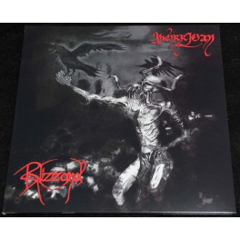 Morrigan/Blizzard (DE) - Split LP