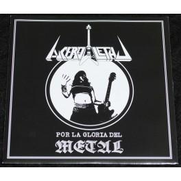 """Acero Letal (CL) - Por La Gloria Del Metal 7"""""""