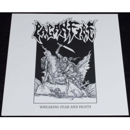 Paganfire (PH) - Wreaking Fear And Death LP