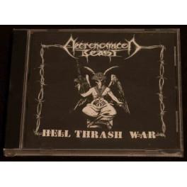 Necronomicon Beast (BR) - Hell Thrash War