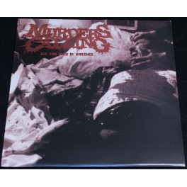 Murders Calling (IT) - All You Need Is Violence LP