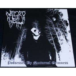 Necrohell (GR) - Possessed By Nocturnal Grimness LP