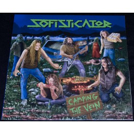 Sofisticator (IT) - Camping The Vein LP