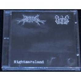 Anticipate / Pandemic Genocide (PL) - Nightmareland CD