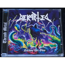 Dekapited - Nacidos Del Odio CD