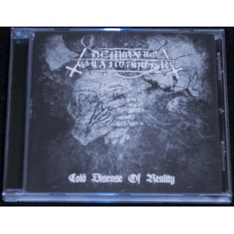 Demonic Slaughter (PL) - Cold Disease Of Reality CD