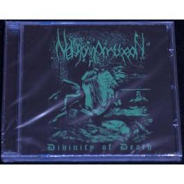 Nekromantheon (NO) - Divinity Of Death CD