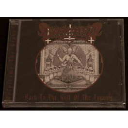 Quintessenz (DE) - Back To The Cult Of The Tyrants CD