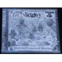Putrid Evil / Sacrofuck / Execution Of Light (PL) - Putrid Graveyard Hordes CD