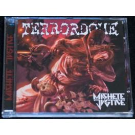 Terrordome (PL) - Machete Justice CD