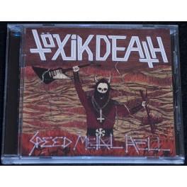 Töxik Death (NO) - Speed Metal Hell CD