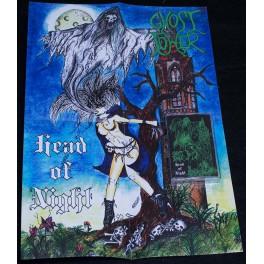 Ghost Tower (US) - Head Of Night MC