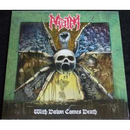 "Maim (SE) - With Dawn comes Death 7"""