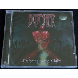 Butcher (US) - Welcome to the Night CD