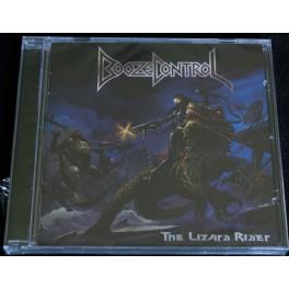 Booze Control (DE) - The Lizard Rider CD