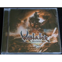 Vastator (CL) - Machine Hell CD
