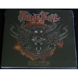 Prime Evil (US) - Evilution MCD