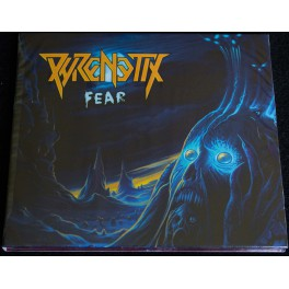 Phrenetix (LT) - Fear CD