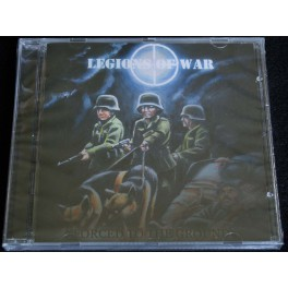 Legions Of War (SE) - Forced to the Ground CD