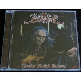 Witchcurse (GR) - Heavy Metal Poison CD