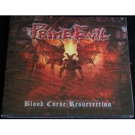 Prime Evil (US) - Blood Curse Ressurection CD