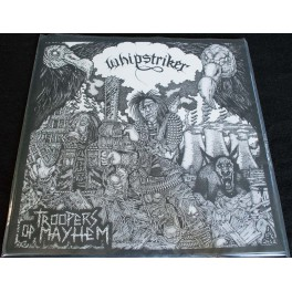 Whipstriker (BR) - Troopers of Mayhem LP