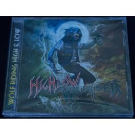 Highlow / Wölfrider (PL) - Wölf Riding High & Low CD