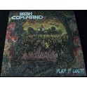 Iron Command (CO) - Play it Loud LP
