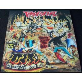 Thrashfire (TR) - Thrash Burned The Hell LP