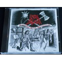Iron Slaught (FR) - Crusading Metal Mercenaries CD
